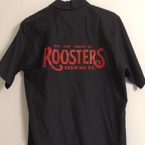Roosters brewing brewers shirt